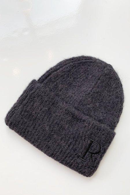 Rodebjer Sendina Hat Beanies - Charcoal Grey