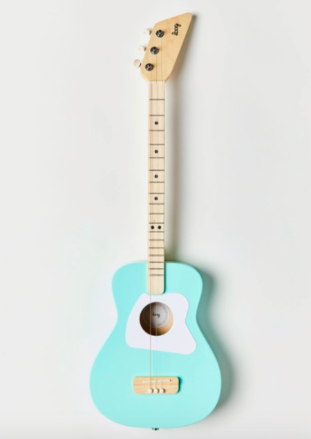 Kids Murray & Finn Pro Acoustic Guitar toy - Green