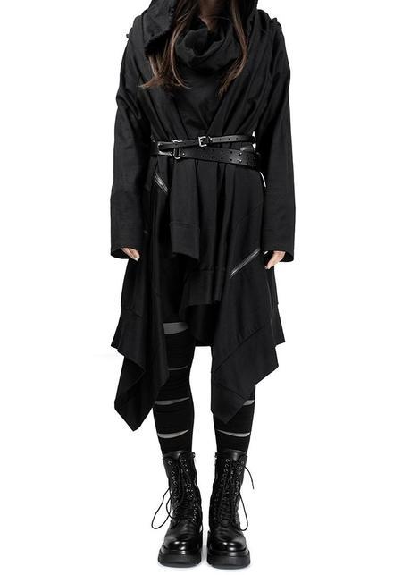 TEO+NG Shino Leather Belt - Black