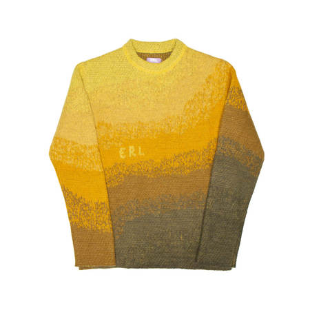 ERL Bowy Sweater - yellow