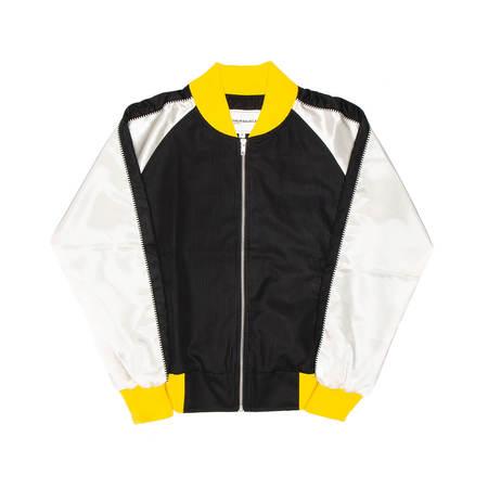 YOUTHS IN BALACLAVA Signature Souvenir Jacket - Black