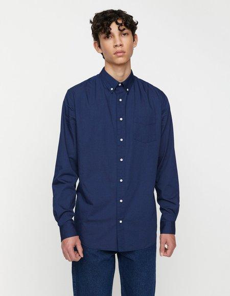 Schnayderman's BD Shirt - denim blue