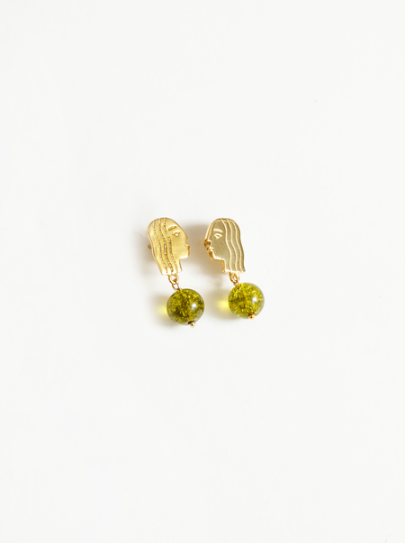 Wolf Circus Paloma Earring - Gold