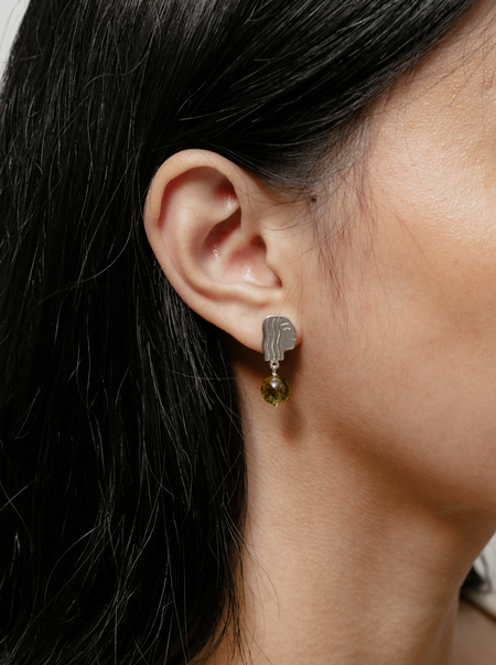 Wolf Circus Paloma Earring - Silver