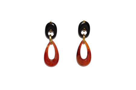 Lizzie Fortunato Mod Drop Earrings