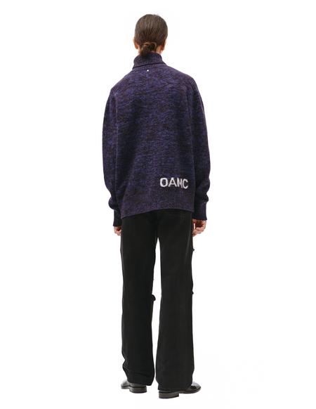 OAMC Logo Wool Sweater