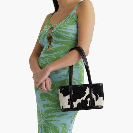 Paloma Wool Juanita II Leather Bag - Black