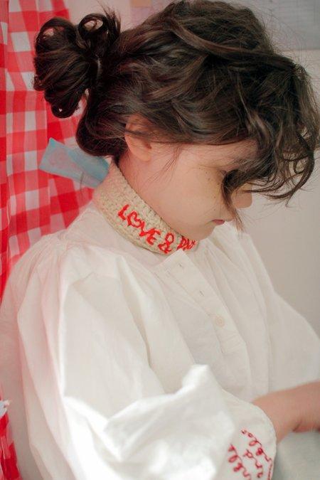 Kids Tambere Rylee Kid's Blouse - White