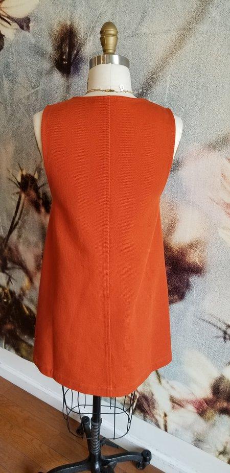 Bellerose Venty Dress - Flame