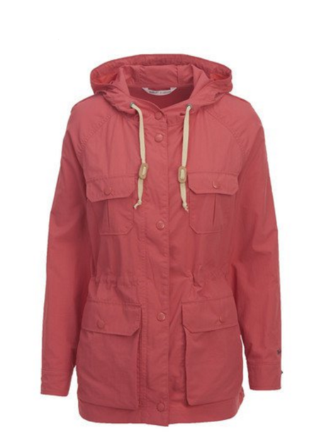 Woolrich Lightweight Mountain Parka