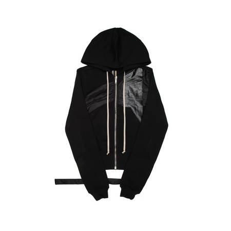 RICK OWENS DRKSHDW Small hoodie - Black