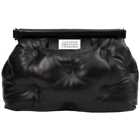 Maison Margiela Medium Glam Slam Bag - Black