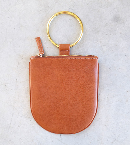 Otaat/Myers Medium Ring Pouch in Russet