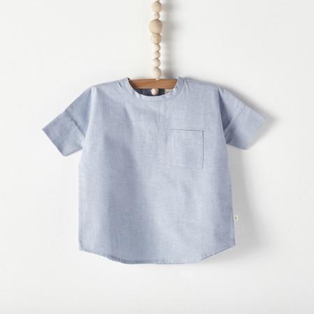 Kid's Bacabuche Woven T-Shirt