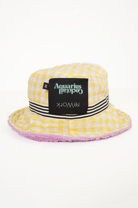 Aquarius Cocktail CHERRY #28 hat - multi