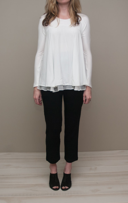 Lola and Sophie a-line combo top