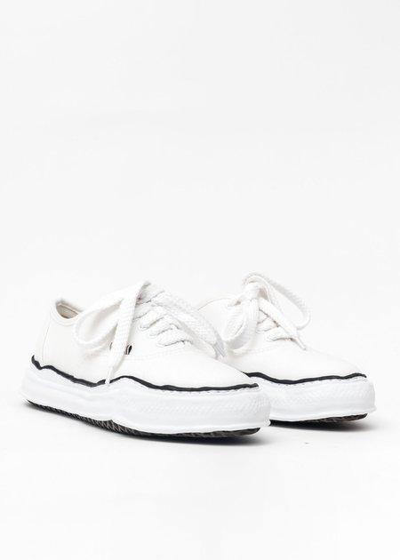 Mihara Yasuhiro Original Sole Lowcut Sneaker - White