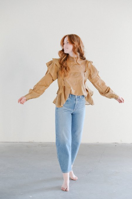 Citizens of Humanity Calista Curve Jean - Daydream