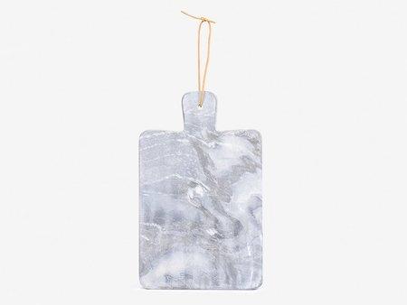 Folkdays x El Puente cutting board - black marble