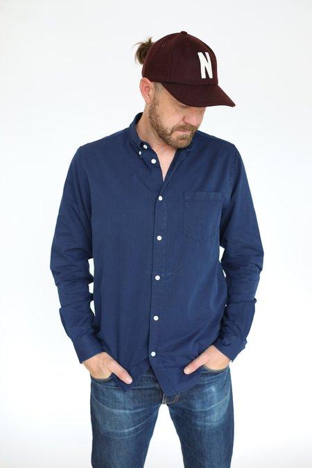 Norse Projects Anton Denim Shirt - Indigo