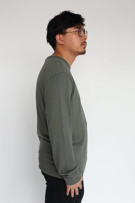 AG Jeans Arc Jersey Pullover - Hunter Sage