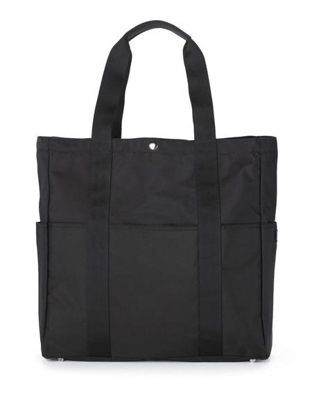 Taikan Sherpa Tote Bag Black