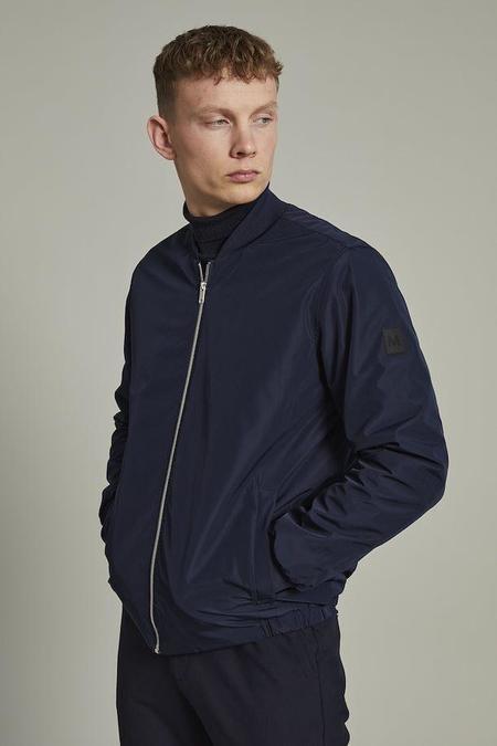MATINIQUE Broome Jacket - Dark Navy
