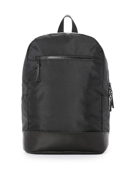 Taikan Tomcat Backpack Special Assignment Black Leather