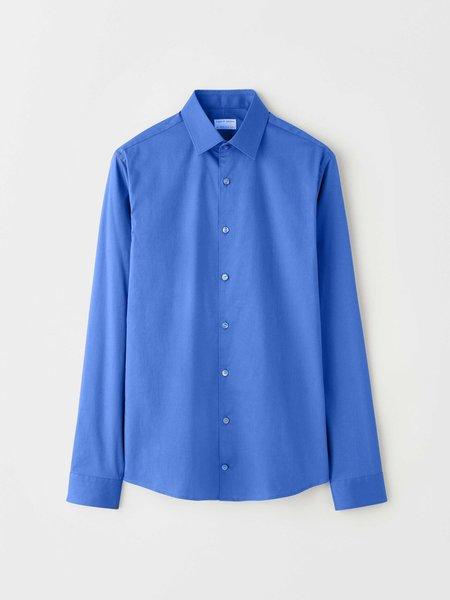 Tiger of Sweden Filbrodie Shirt - Garage Blue