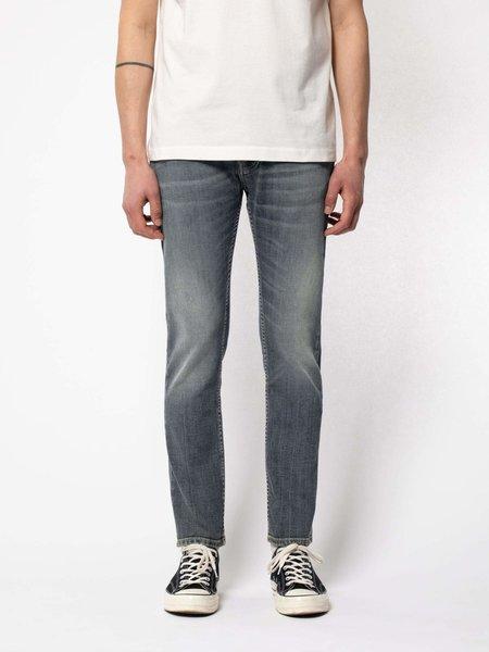 Nudie Jeans Grim Tim Jeans - Natural Worn