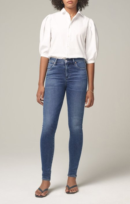 Citizens of Humanity Rocket Mid Rise Skinny Jean - Story