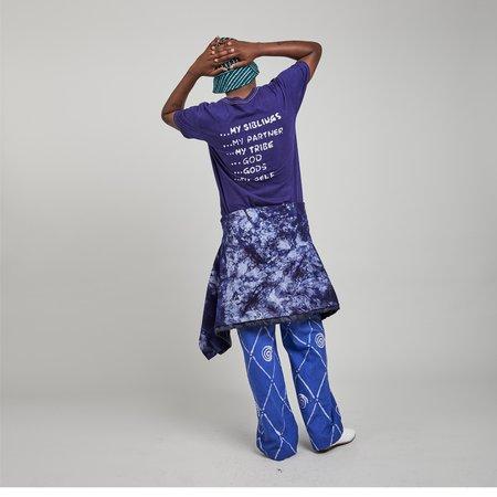 Post-Imperial IJEBU TEE - Purple