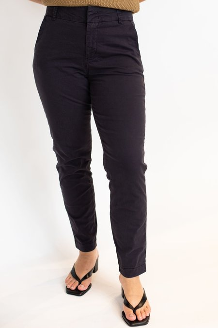 Part Two Soffys Pant - dark navy