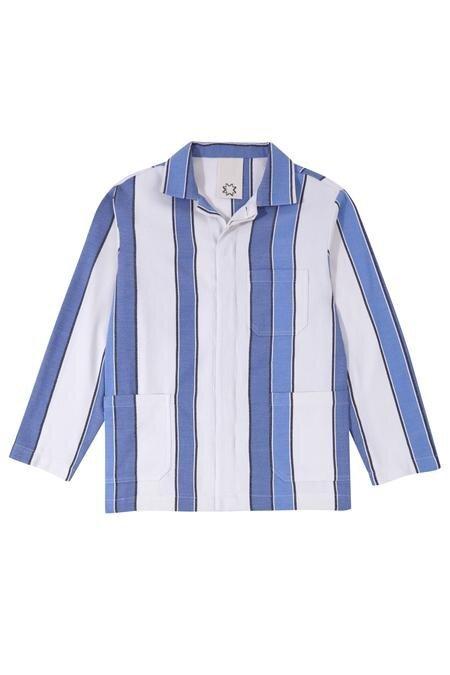 marrakeshi life jacket - mirrored stripe