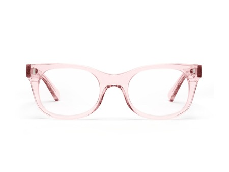 Caddis  Bixby EYEWEAR - Polished Clear Pink
