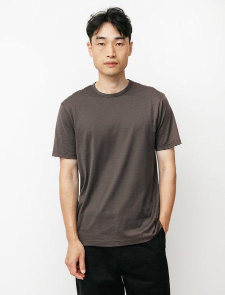 Sunspel SS Crew Neck T-Shirt - Cedar