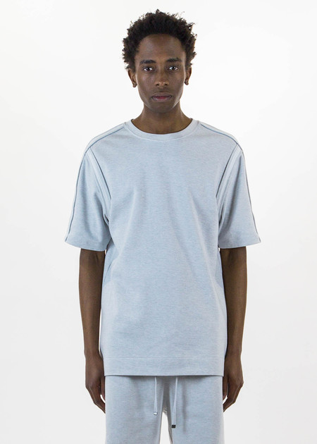 Helmut Lang Bound Seam Heavy T-Shirt
