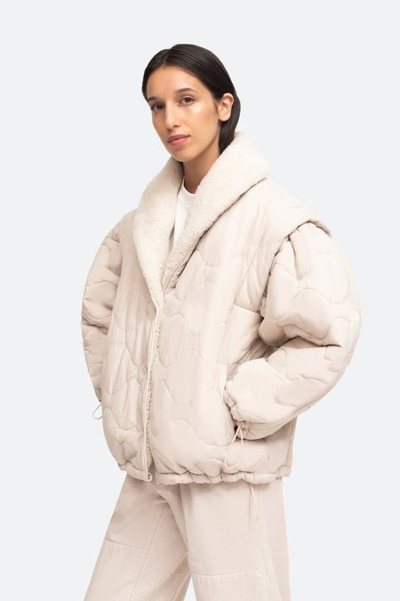 Sea NY Layla Quilted Puffer Jacket