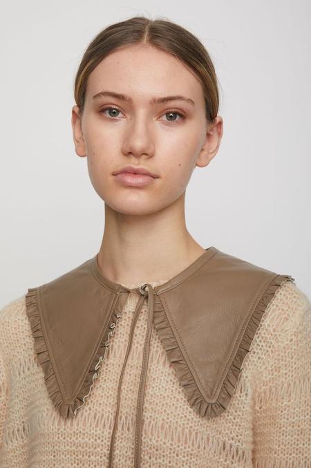 Just Female Roxy Collar - Pine Bark