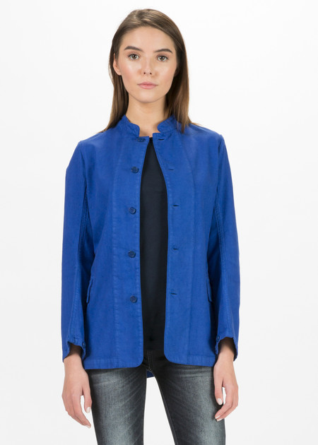 Labo.Art Pina Mandarin Collar Jacket