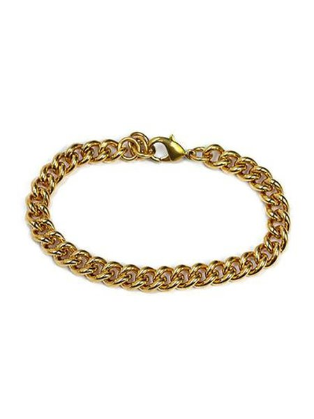 Dea Dia 90's Chain Bracelet - Gold