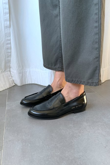 Common Projects Loafer - Black