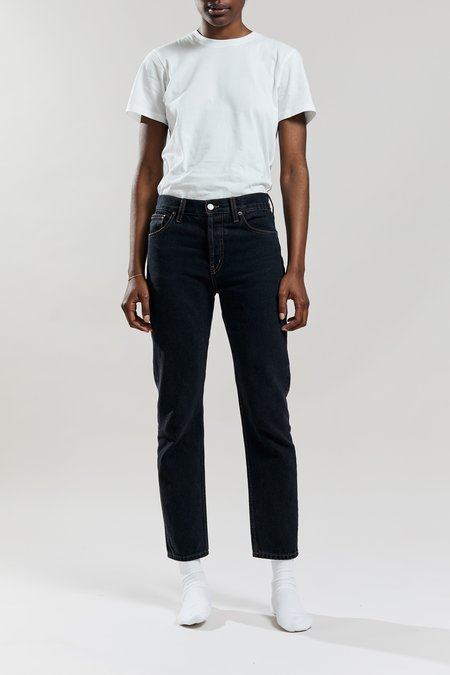 Still Here New York Rae Original Jeans - Washed Black