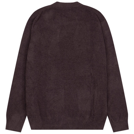NN07 Danny Sweater - Dark Wine