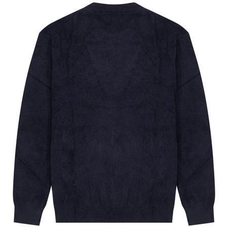 NN07 Danny Sweater - Navy Blue