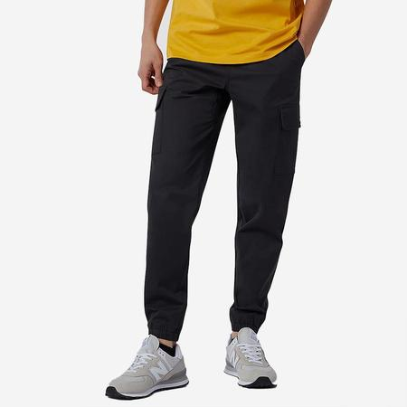 New Balance Athletics Woven Cargo Pants - Black