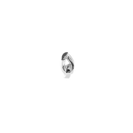Hana kim Embrace Earring - Silver
