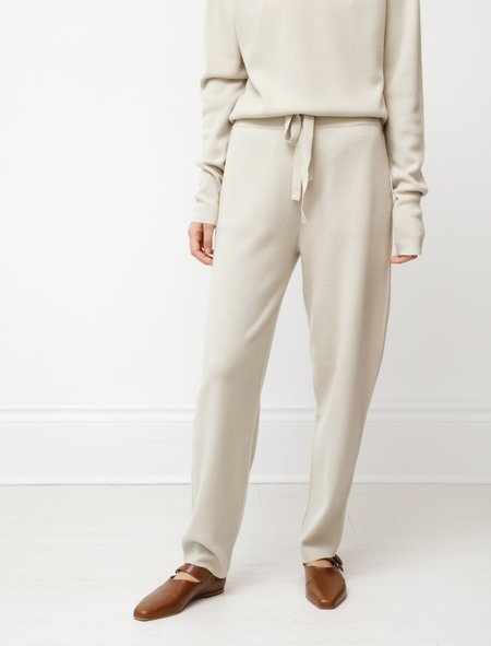 Studio Nicholson Hable Merino Cashmere Pants - Dove
