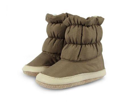 Kids Donsje Clendall Lining Boots - Stone Taslan