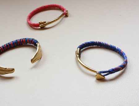 Scosha Arrow-Dynamic Bracelet